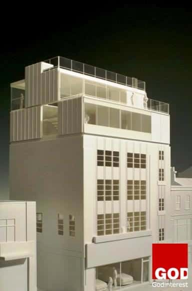 Modular Penthouse, Wandsworth High Street
