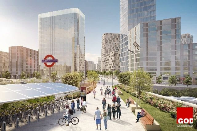 Atkins Appointed as Sustainability Adviser for Major Regeneration Project in the UK
