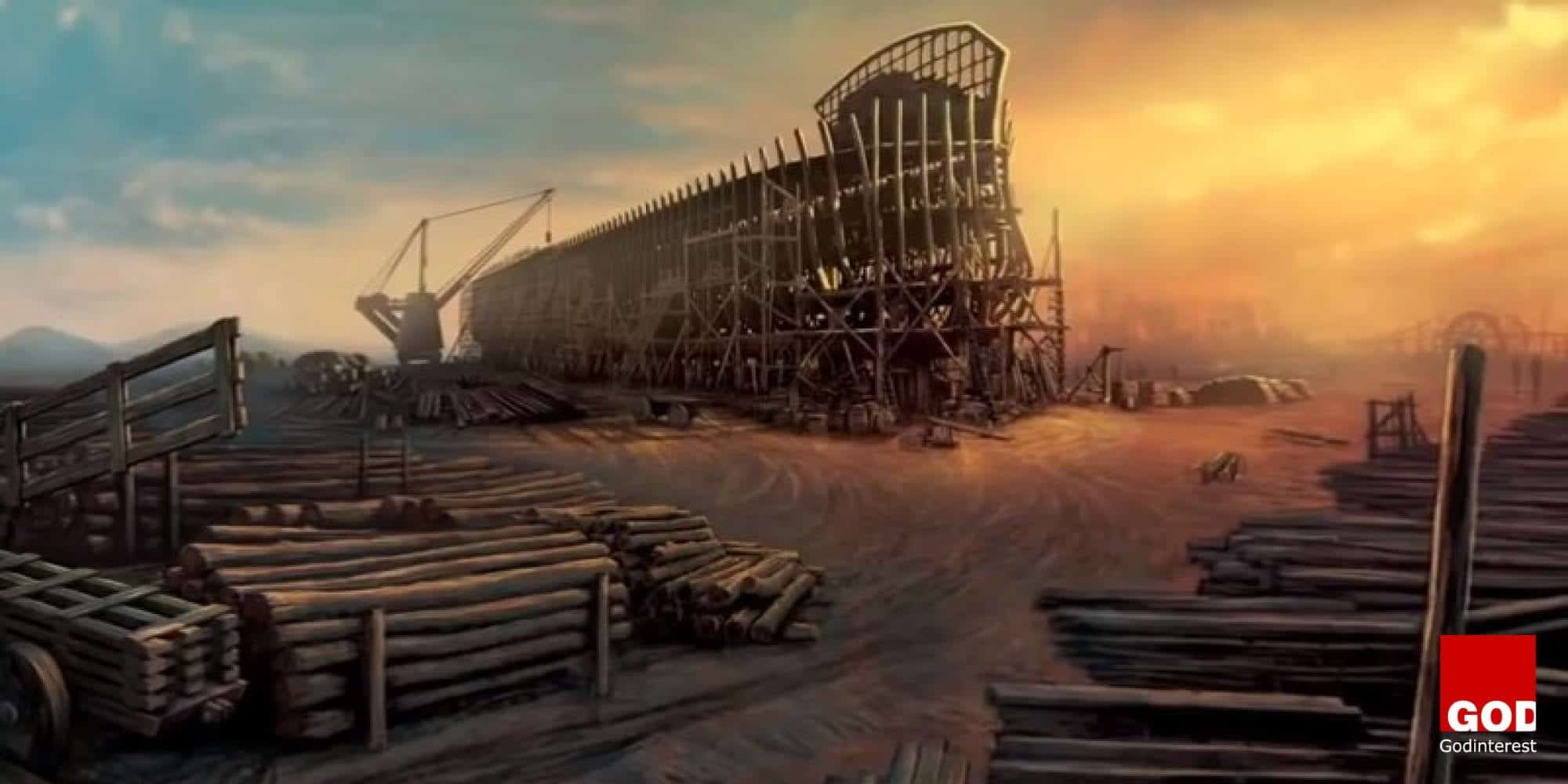 The Creationist Group Are Building a Life-size Noah's Ark, Godinterest Christian Magazine