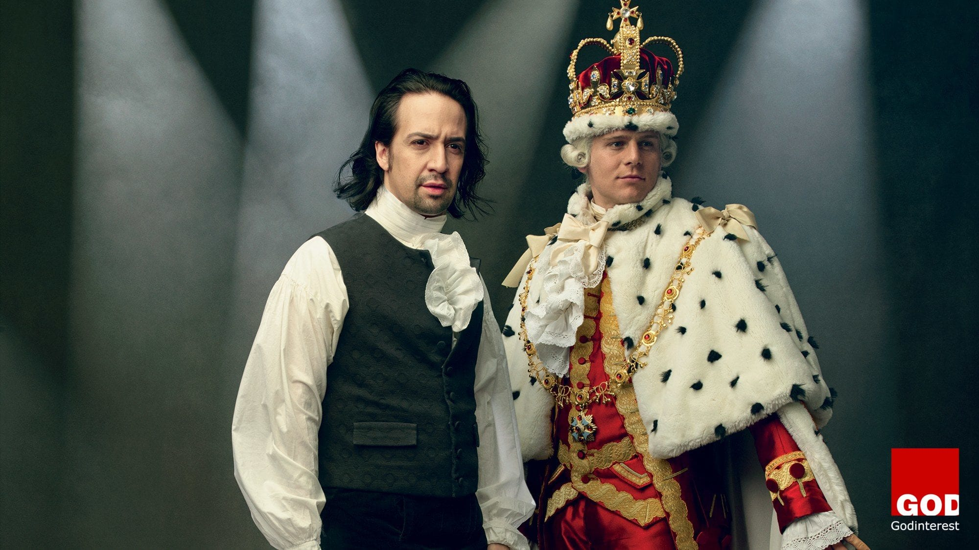 God and Hamilton: How Stories Transform Us