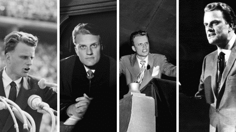 How Billy Graham Became the Most Famous Preacher in America
