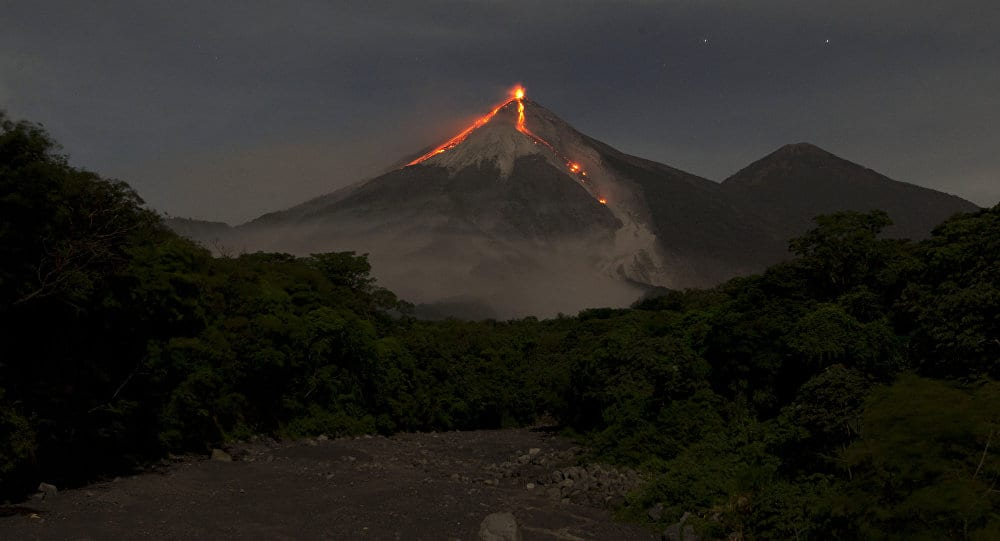 Deadly Guatemala Volcano Claims Lives