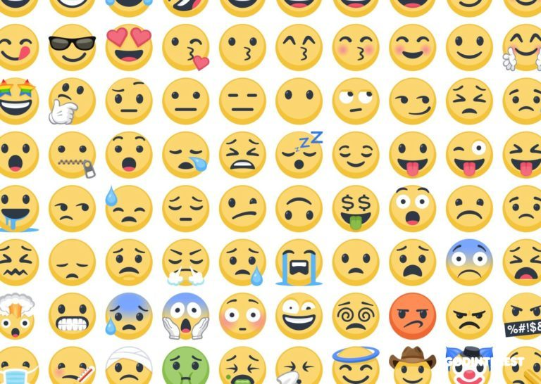 The Emoji Bible has arrived ? ?... what ever next?