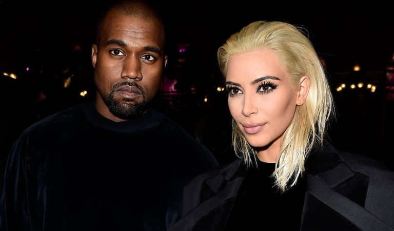 Kim Kardashian And Kanye West Go Biblical For Newest Baby's Name 'He's Such a Blessing, So It's Perfect'