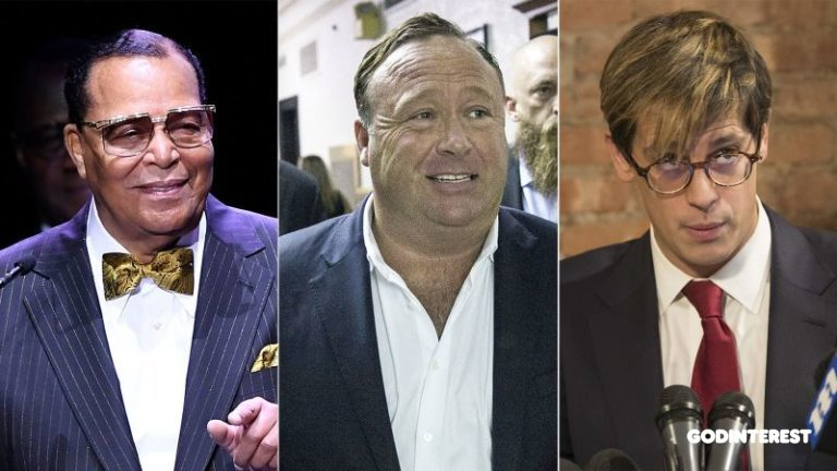 Instagram and Facebook Bans Far-Right Voices including Louis Farrakhan, Alex Jones and Milo Yiannopoulos: Is Christianity Next?