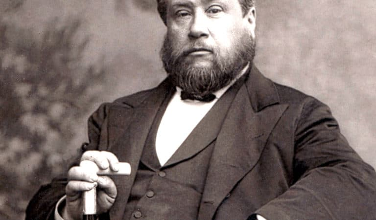 Quotes by Charles Haddon Spurgeon