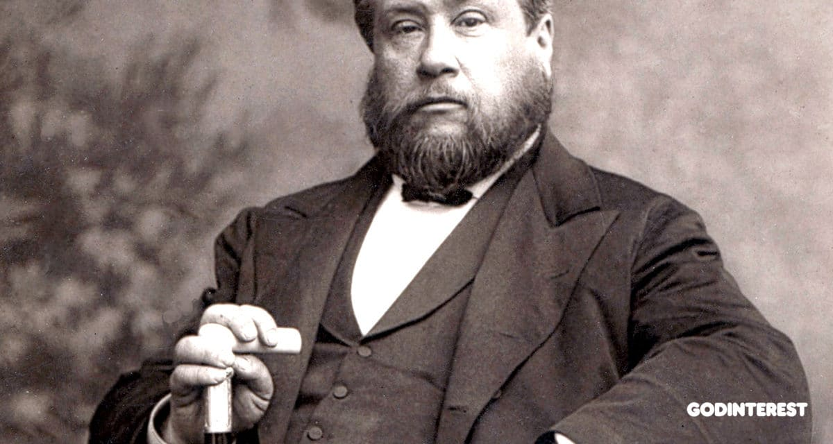 Quotes by Charles Haddon Spurgeon, Godinterest Christian Magazine