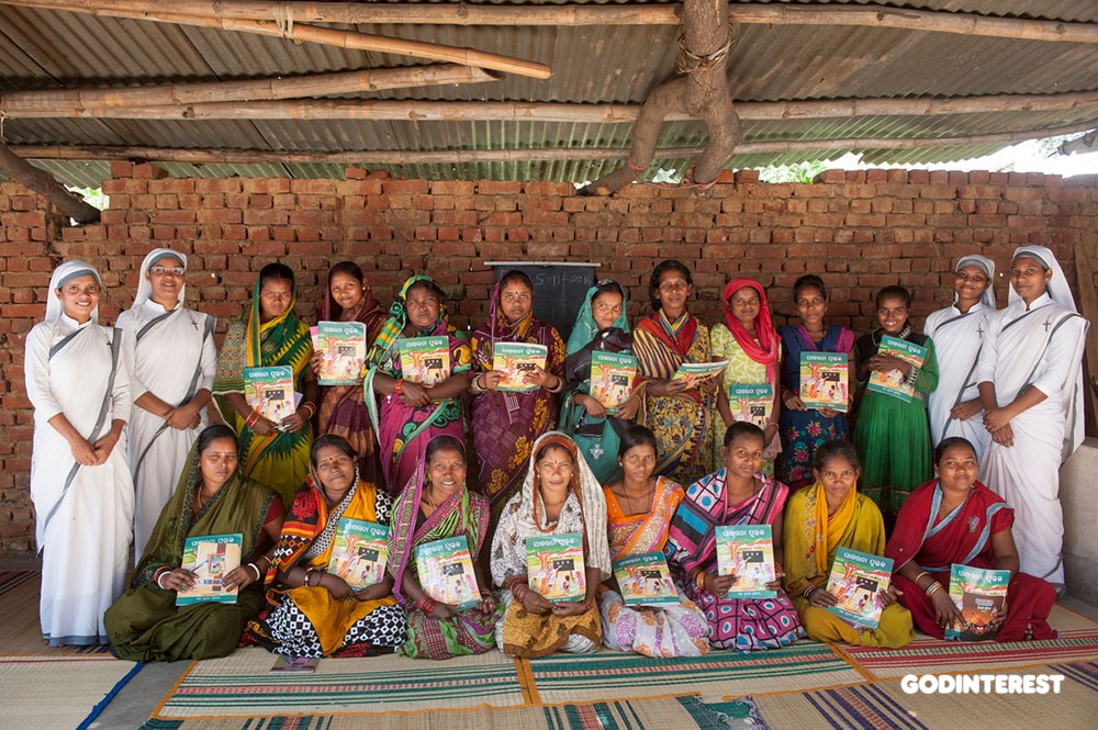 GFA-supported workers are helping to solve the literacy gap in Asia.