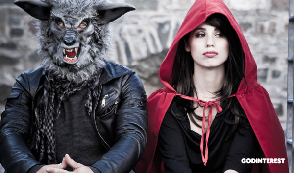 Little Red Riding Hood Exposing The Wolf In Sheep Clothing, Godinterest Christian Magazine